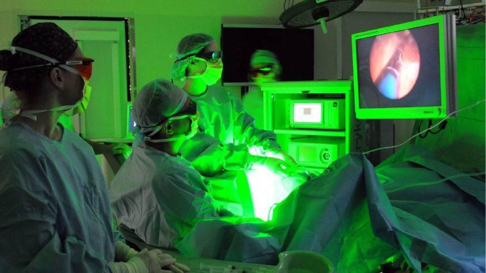 intervento alla prostata con ultrasuoni al s anna di como italy