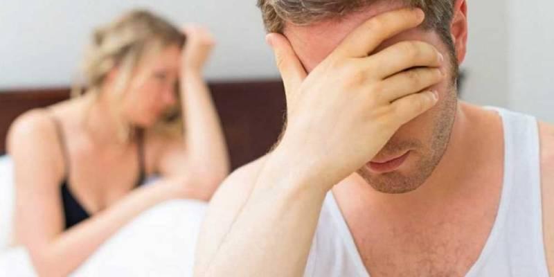 Cosa fare in caso di disfunzione erettile?